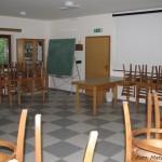 Predavalnica in jedilnica